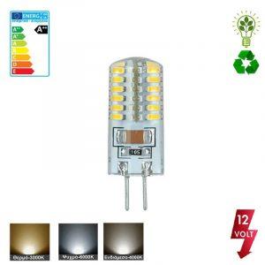 Λαμπτήρας G4 2W LED