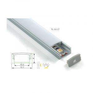 Προφίλ αλουμινίου για ταινίες LED