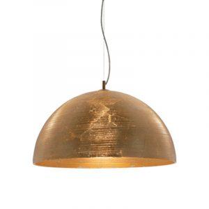 φωτιστικό-κρεμαστό-για-υπνοδωμάτιο-χρυσό