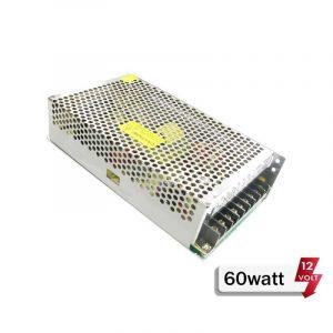 Τροφοδοτικό LED 60watt