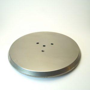Ροζέτα για Φωτιστικό μεταλλική 3φωτο κυκλική Φ27,7εκ.