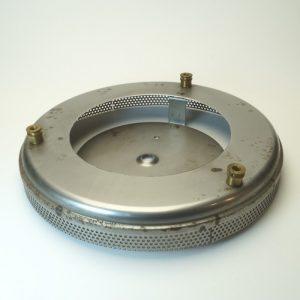 Ροζέτα για Φωτιστικό μεταλλική 3φωτο κυκλική Φ22,6εκ.
