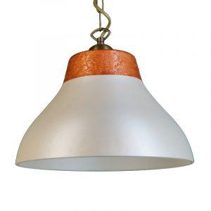 Ανταλλακτικό φωτιστικού για Ε27 - Copper