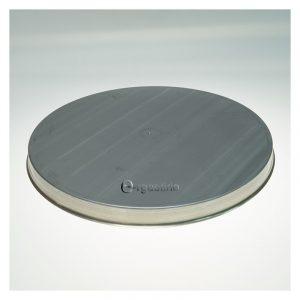 Μεταλλικός δίσκος φωτιστικών - Άβαφη βάση