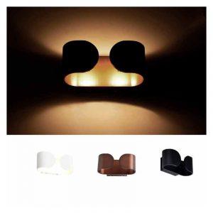 Φωτιστικό απλίκα LED μεταλλική