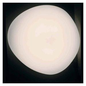 Φωτιστικό πλαφονιέρα LED ακρυλική