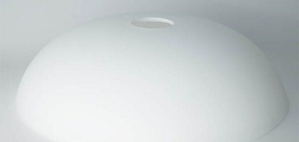 0789 - Γυαλί φωτιστικού για Ε27